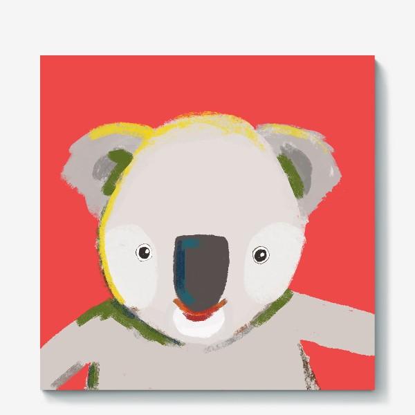 Холст «Мишка коала»
