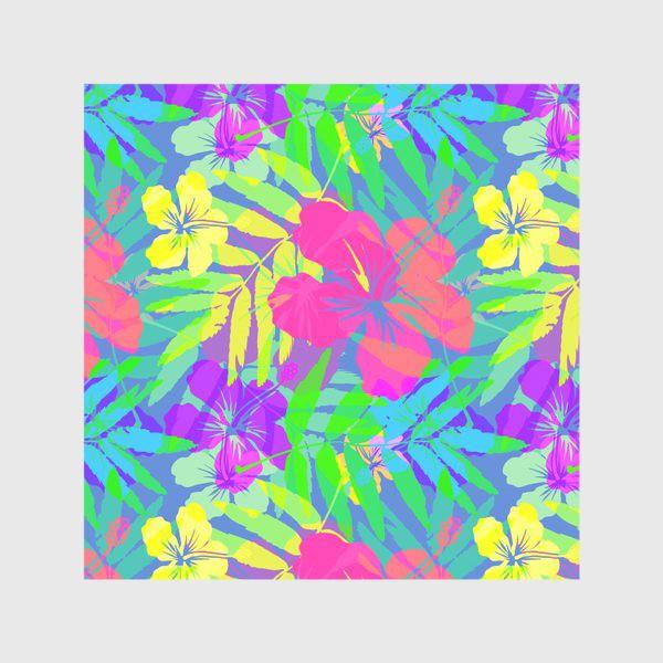 Скатерть «Тропические цветы»