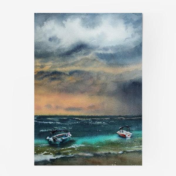 Постер «Море»