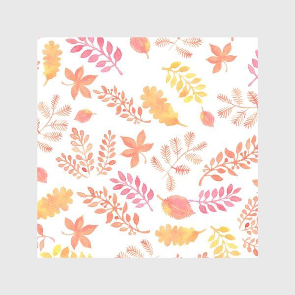 Скатерть «Осенние листья»