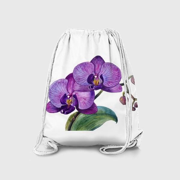 Рюкзак «Орхидея»