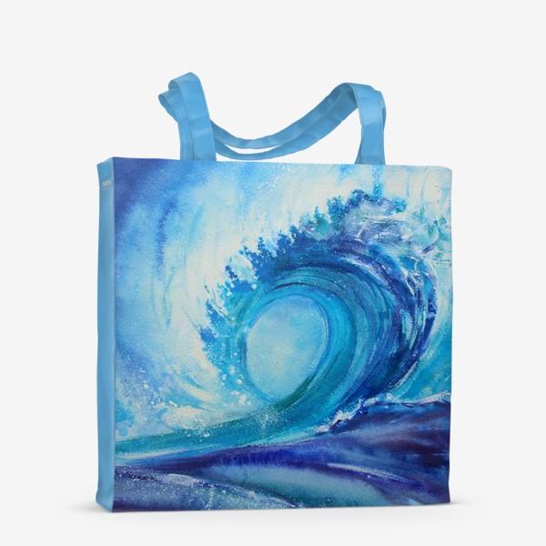 Сумка-шоппер «Волна»