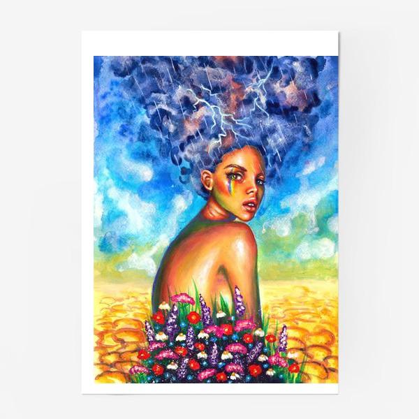 Постер «Гроза»