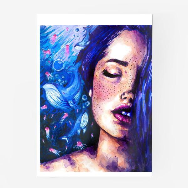 Постер «Музыка океана»