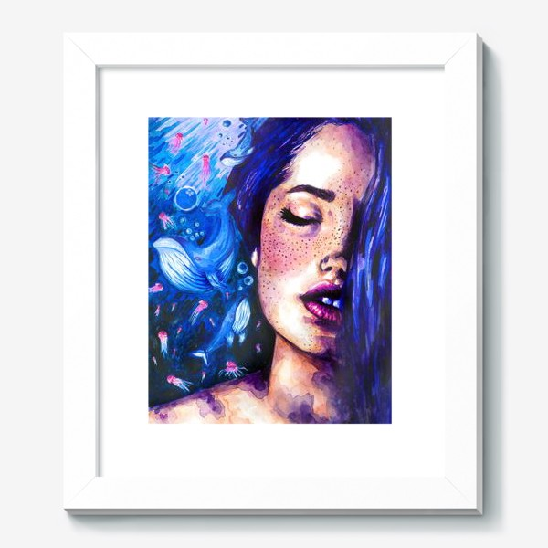 Картина «Музыка океана»