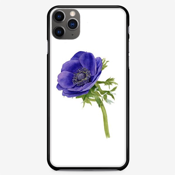 Чехол iPhone «Анемон»