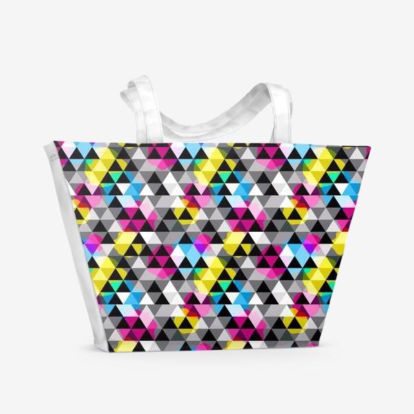 Пляжная сумка «TV break»