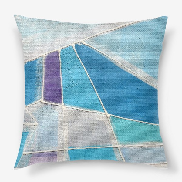 Подушка «ocean mosaic»