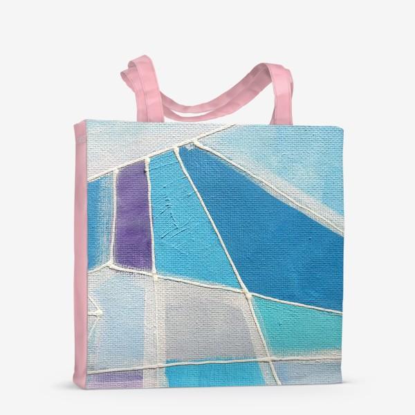 Сумка-шоппер «ocean mosaic»