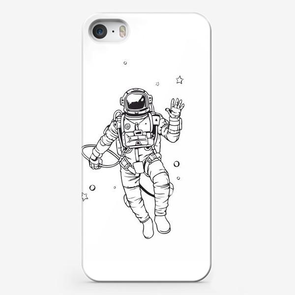 Чехол iPhone «небо передает привет»