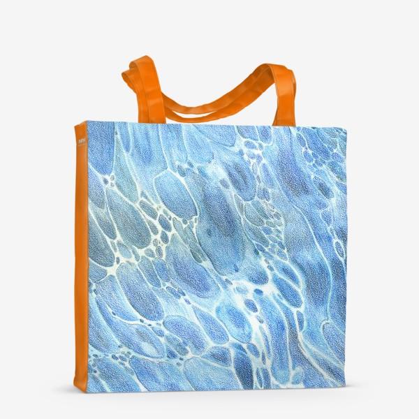 Сумка-шоппер «Водная гладь»