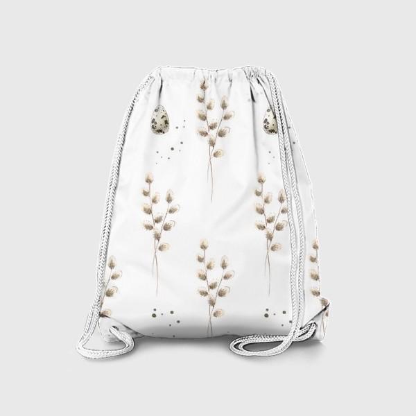 Рюкзак «Вербное воскресенье»