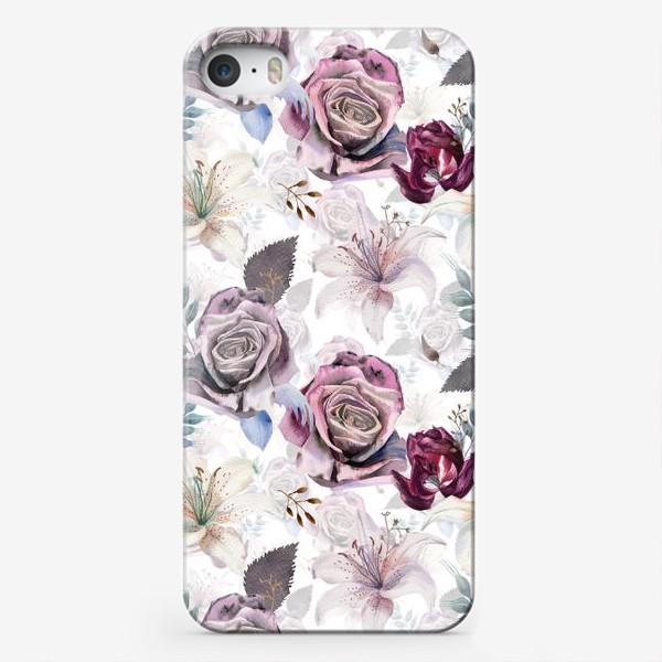 Чехол iPhone «The morning garden»
