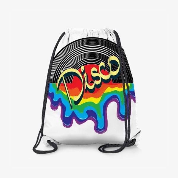 Рюкзак «В стиле ДИСКО»