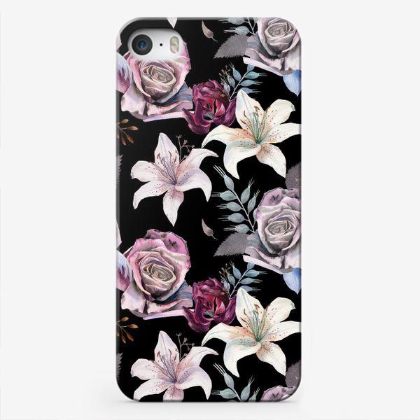 Чехол iPhone «Night Garden»