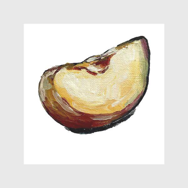Скатерть «яблочная долька»