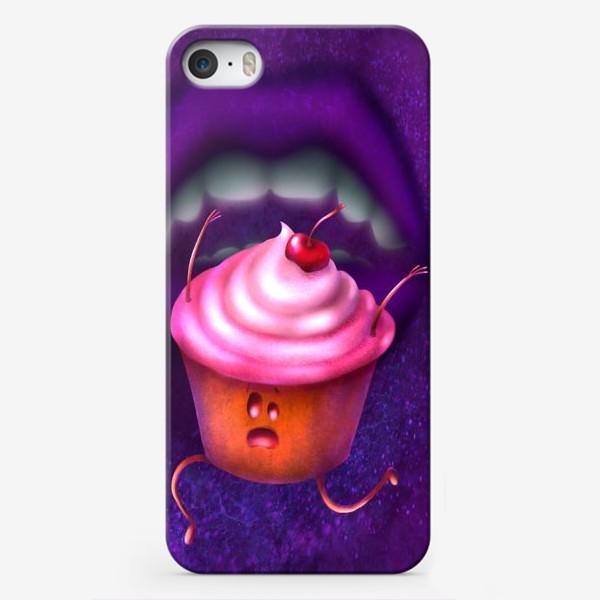 Чехол iPhone «Сладкое бегство»