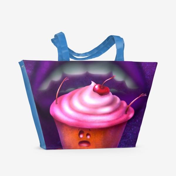 Пляжная сумка «Сладкое бегство»