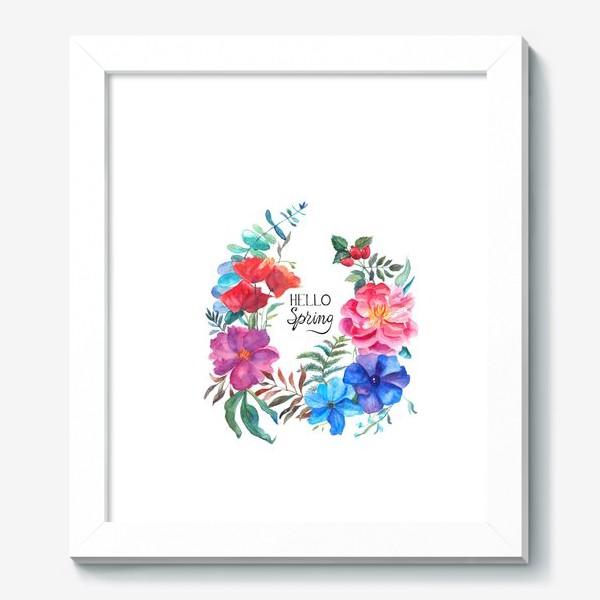 Картина «Hello spring»