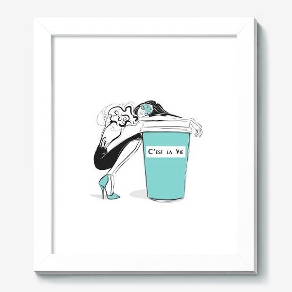 Картина «Coffee»