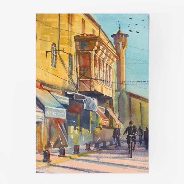 Постер «Солнечная улица»