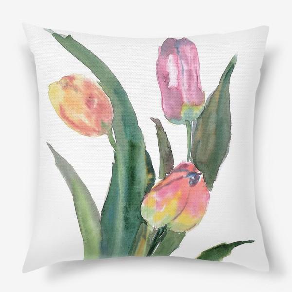 Подушка «tulip»