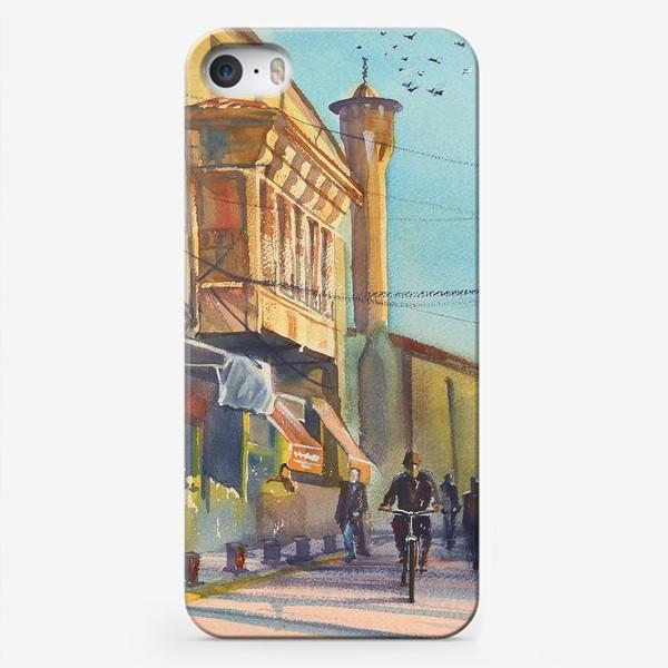Чехол iPhone «Солнечная улица»