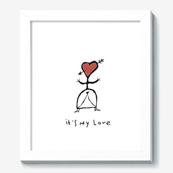 Картина «It`s My Love»
