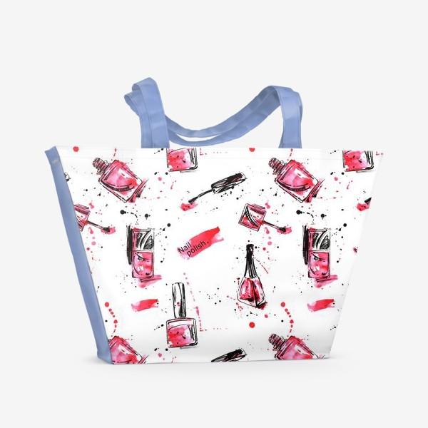 Пляжная сумка «Женские радости»