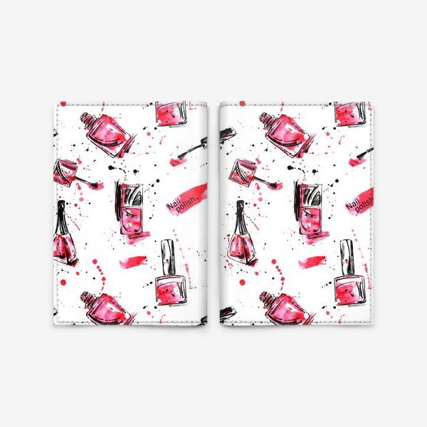 Обложка для паспорта «Женские радости»