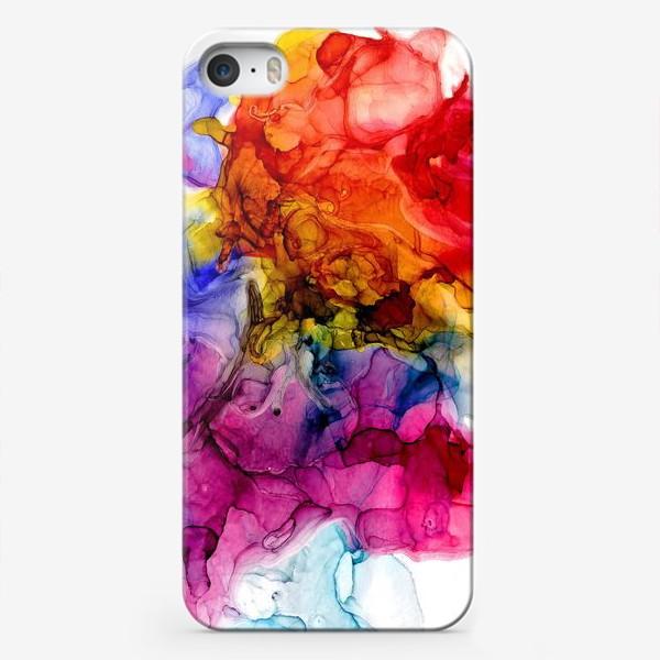 Чехол iPhone «Радуга.»