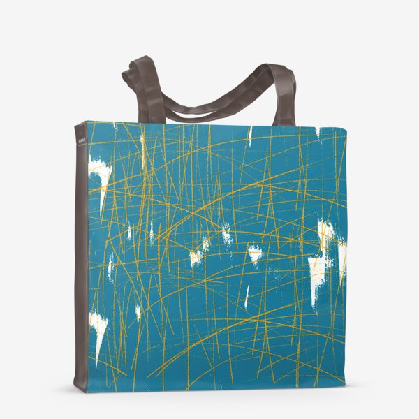 Сумка-шоппер «абстракция»