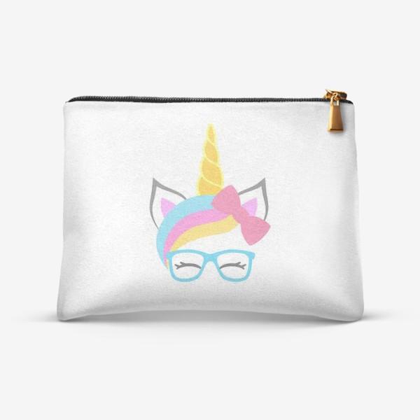 Косметичка «Little unicorn»