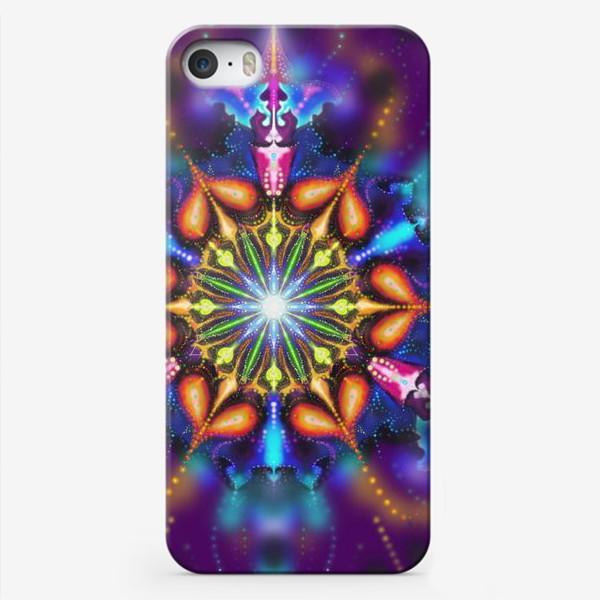 Чехол iPhone «Мандала Богатства»