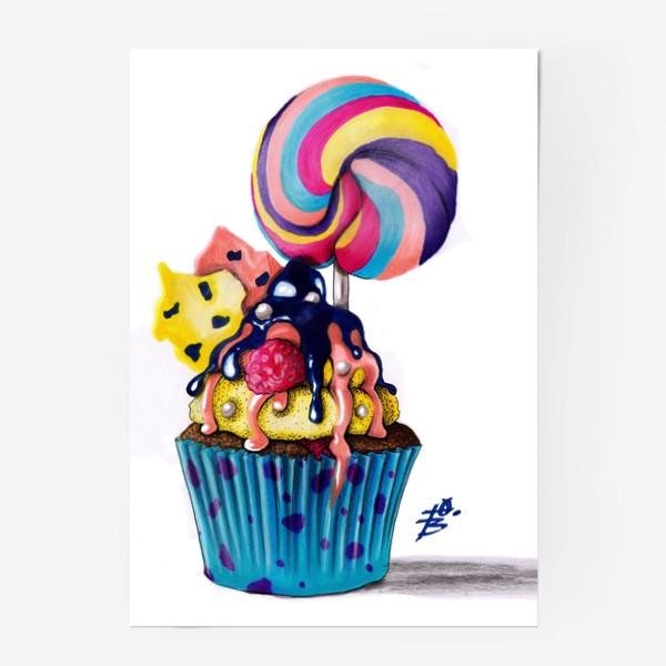 Постер «Кексик»