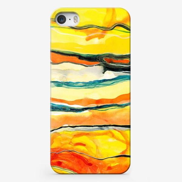 Чехол iPhone «Сахара»