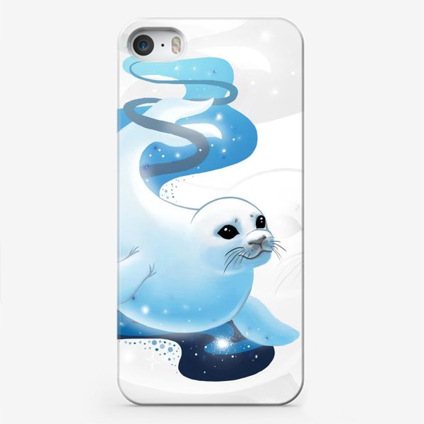 Чехол iPhone «Шелки»