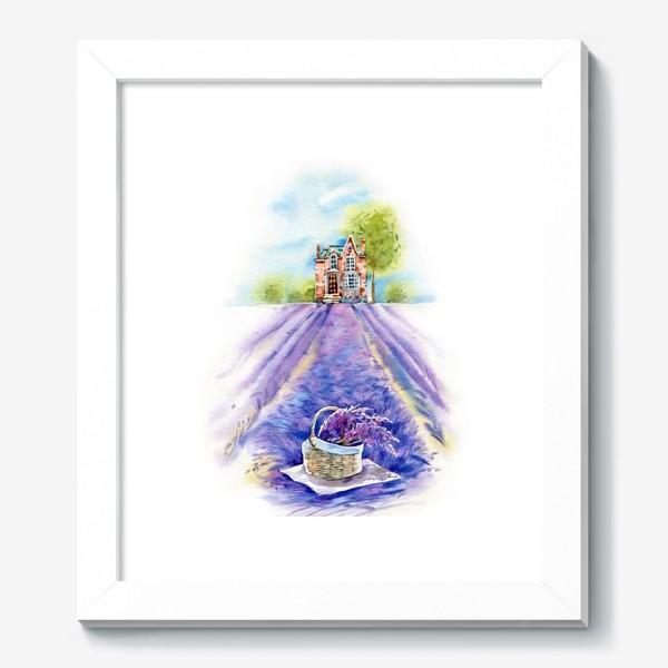 Картина «Домик в провансе»