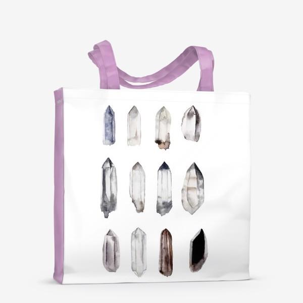 Сумка-шоппер «Кристаллы»