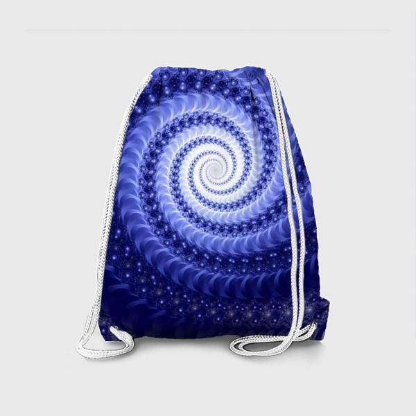 Рюкзак «Спираль глубины.»