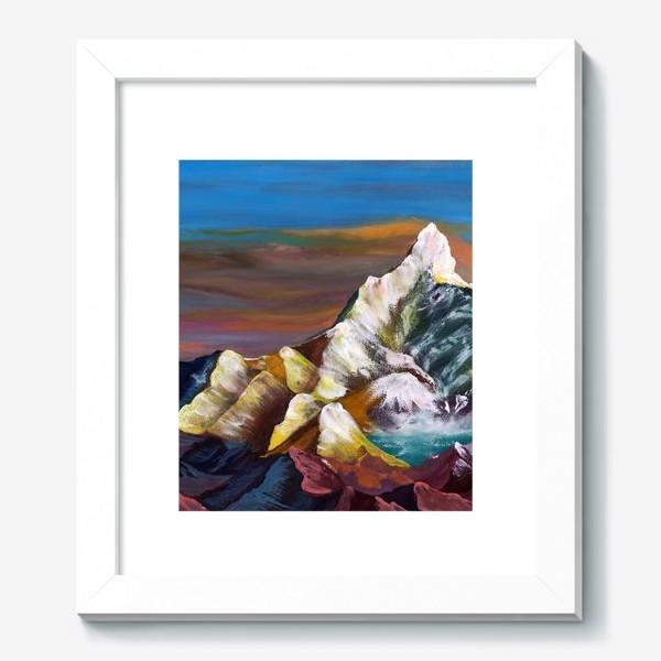 Картина «Горы»