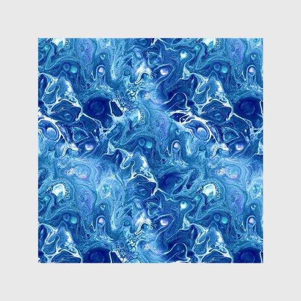 Шторы «Морская фантазия (жидкий акрил)»