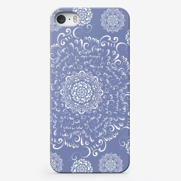 Чехол iPhone «Любовь в каждой капле дождя»