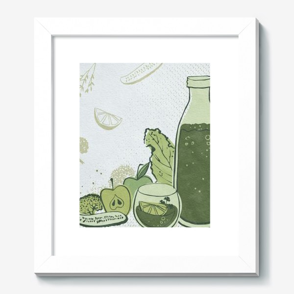 Картина «Витаминный сок»