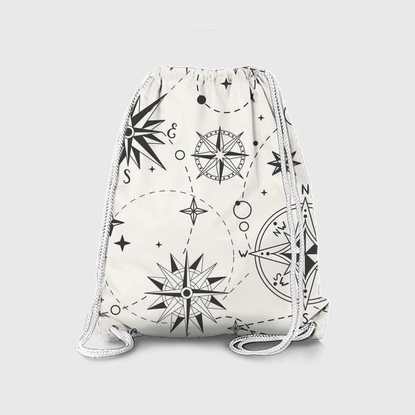 Рюкзак «Роза Ветров»