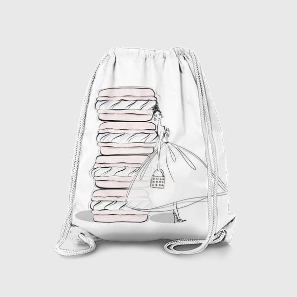 Рюкзак «макароны»