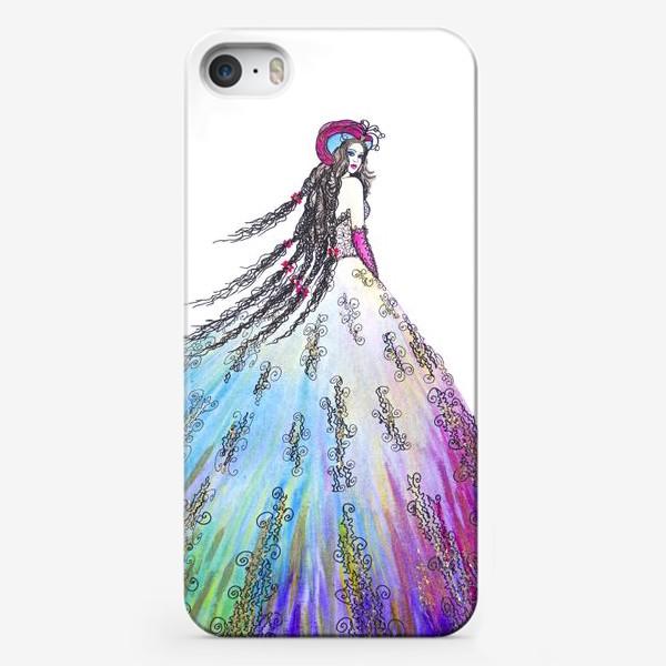 Чехол iPhone «Фея»