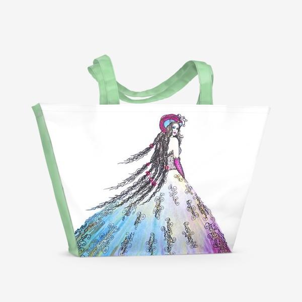 Пляжная сумка «Фея»