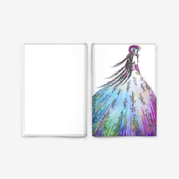 Обложка для паспорта «Фея»