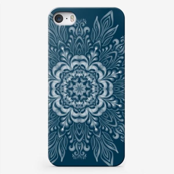 Чехол iPhone «Мандала Вдох»